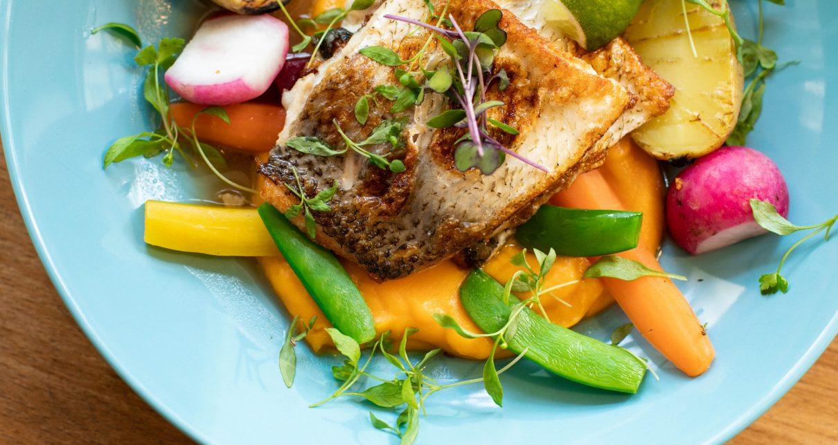 Pescatarian diet