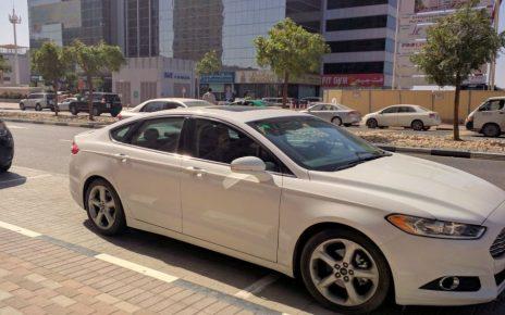 Renting Car in Dubai