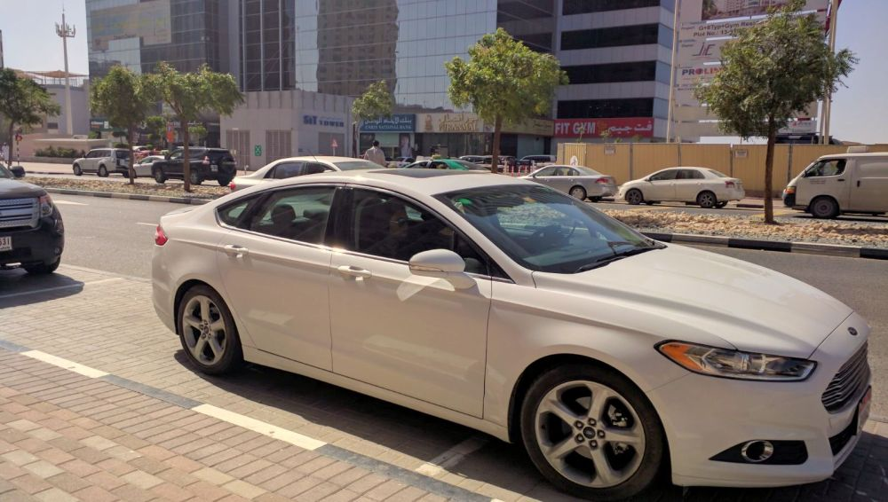 Renting Car in Dubai