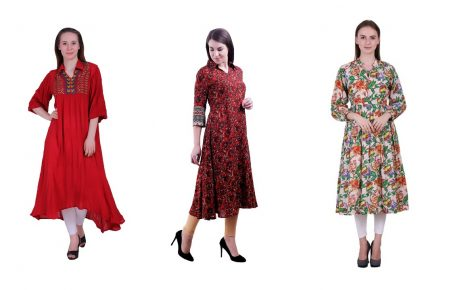 Reme Clothing Cotton Kurti