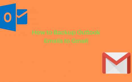 Backup / Export Outlook email to Gmail
