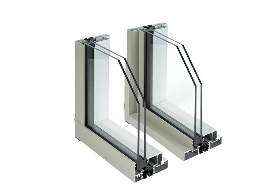 Commercial Aluminum Windows