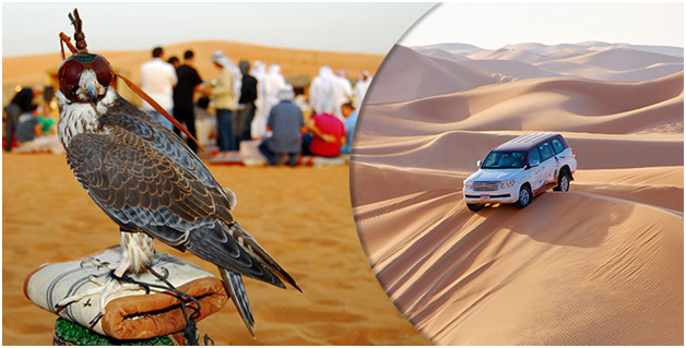 Desert Safari Adventure Tour