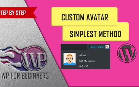 How to Set Custom Avatars for Users in WordPress