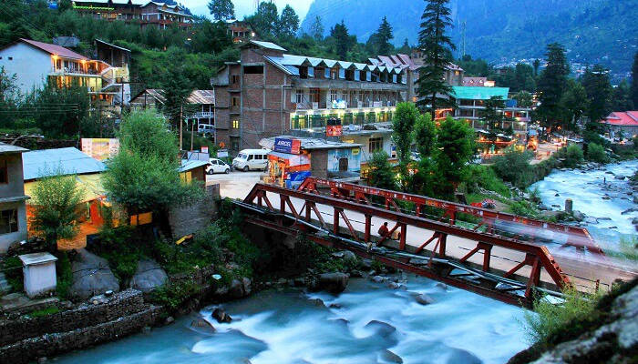 Kullu Tour Packages from Delhi - eTaxigo