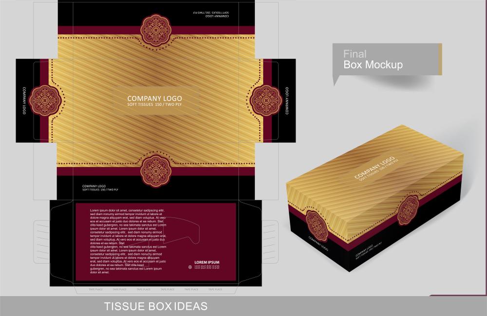 Presentation box concept