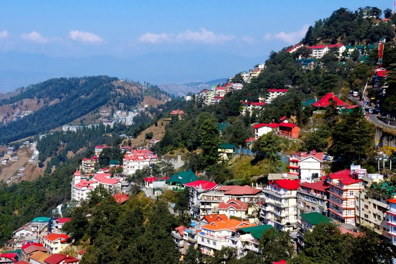 Shimla Tour Packages from Delhi - eTaxigo