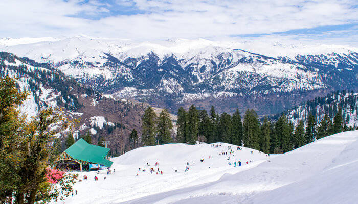 Manali Tour Packages from Delhi - eTaxigo