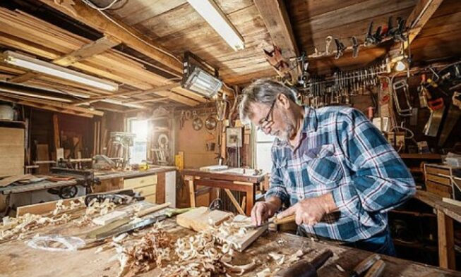 Proper Woodworking Plans