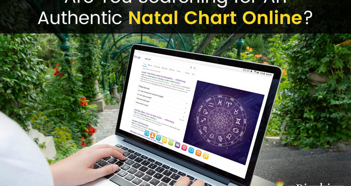 Are you searching for an authentic Natal Chart online