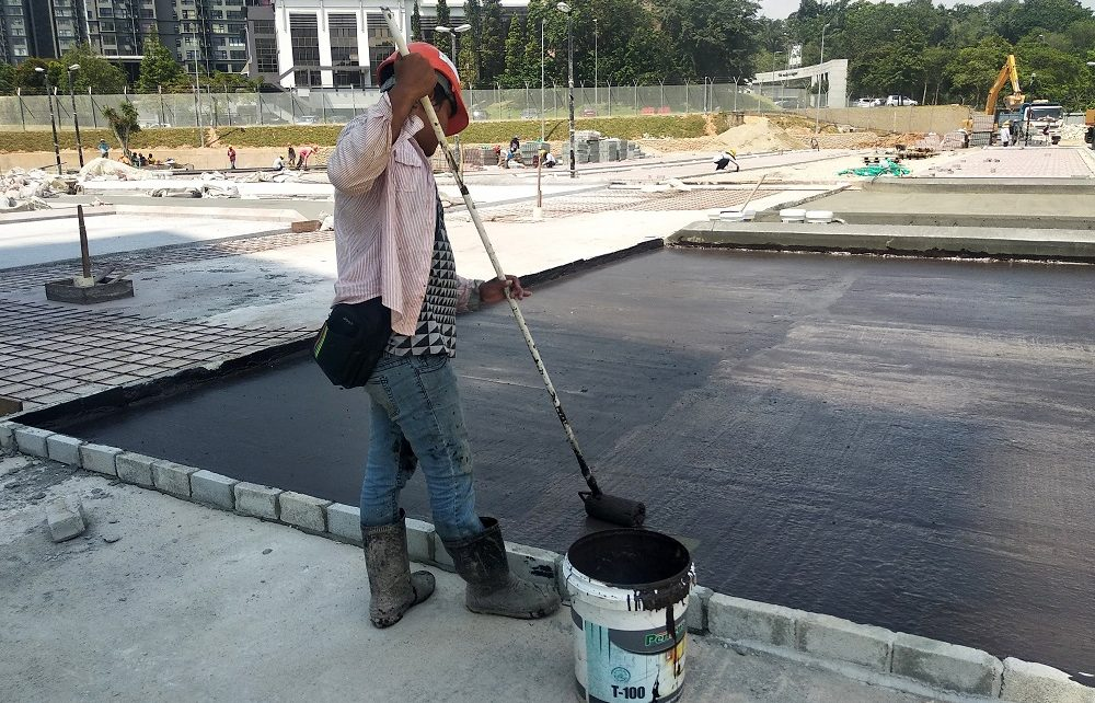 Balcony Waterproofing Products