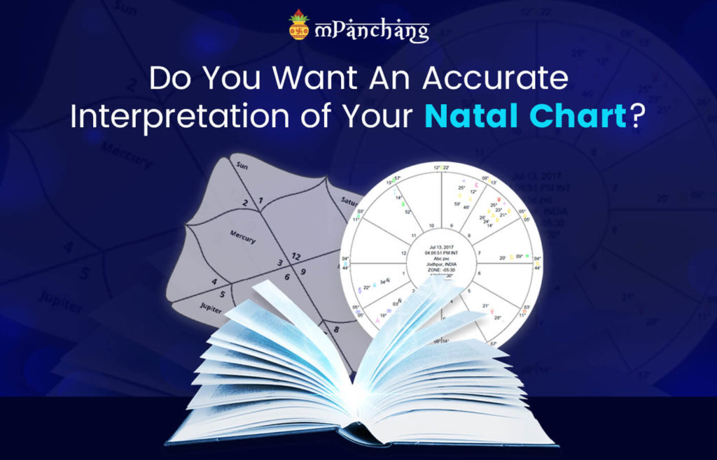 Do you want an accurate interpretation of your Natal Chart