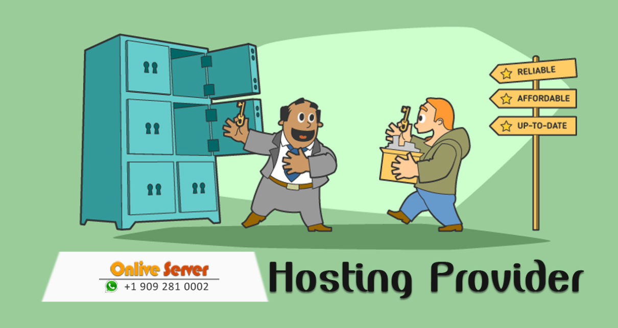 Hosting Provider - Onlive Server