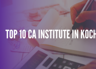 Top 10 CA institute in Kochi