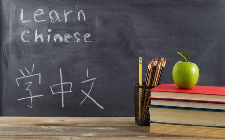 Online Chinese language