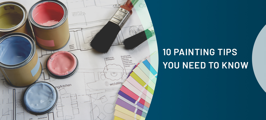 10 PAINTING TIPS YOU NEED TO KNOW - Paint Works London