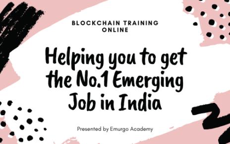 Blockchain training online
