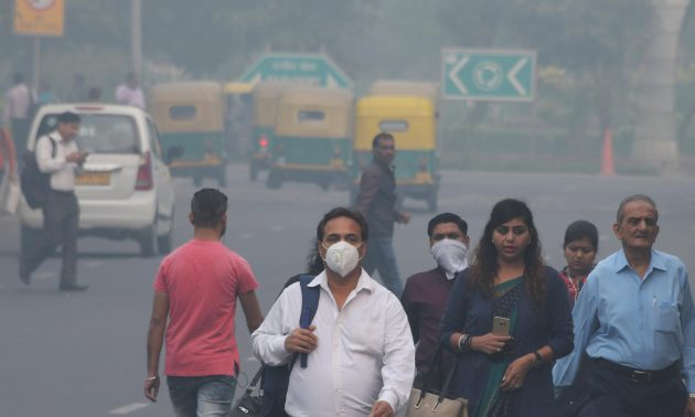 Clean Air Is A Human Right