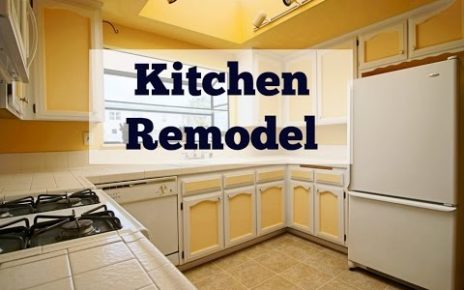 Remodel Your Kitchen