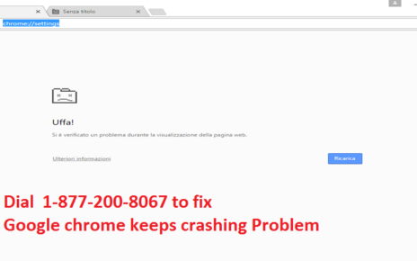 google chrome keeps crashing