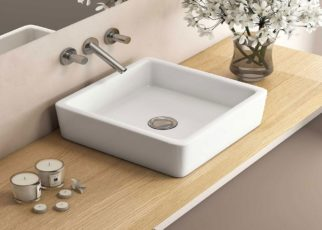 Tabletop washbasins