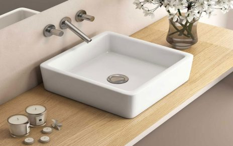 Tabletop washbasins