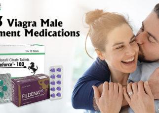 Viagra Male Enhancement Medications, men's health, erectile dysfunction, Cenforce, Kamagra, Fildena