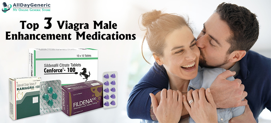 Viagra Male Enhancement Medications, men's health, erectile dysfunction, Cenforce, Kamagra, Fildena