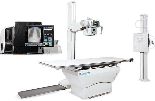 Digital Radiography System Market