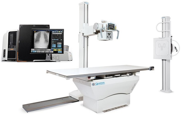 Digital Radiography System Market
