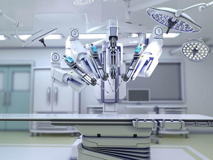 Healthcare Robotics Market