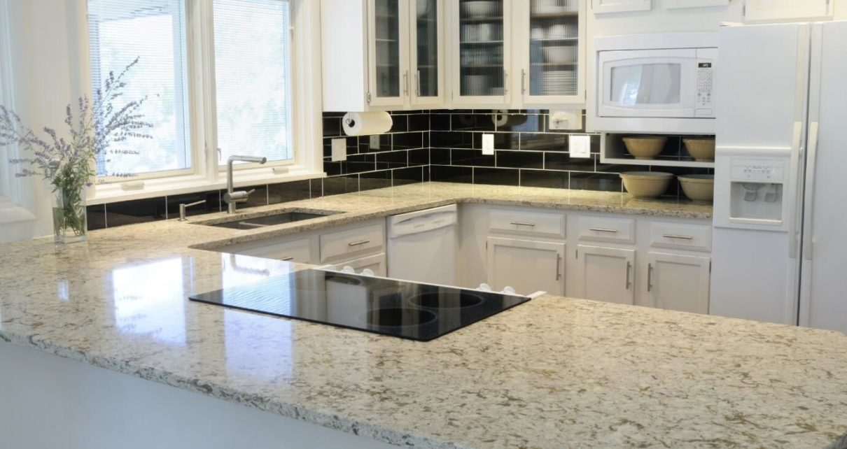 Granite Kitchen Countertops: Add Value to Your Home