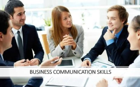 Business Communication Skills Training