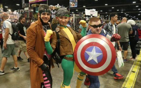 Ideas for Comic-Con Costumes and Halloween