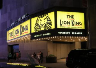 The Lion King Show