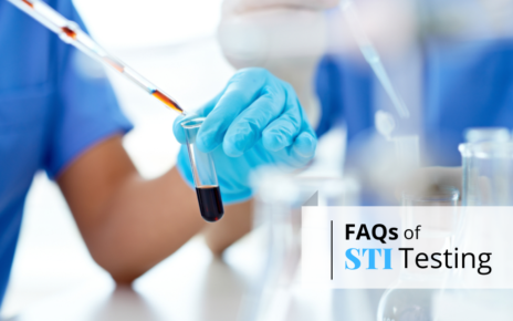 STI Testing Faqs