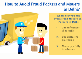 Avoid Fraud Packers and Movers in Delhi