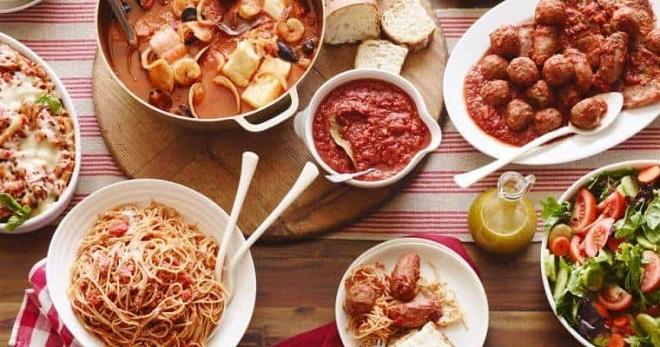 Italian-Dishes