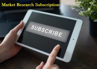 Market Research Subscription