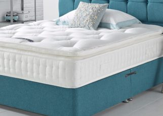 Sleepwell single mattress