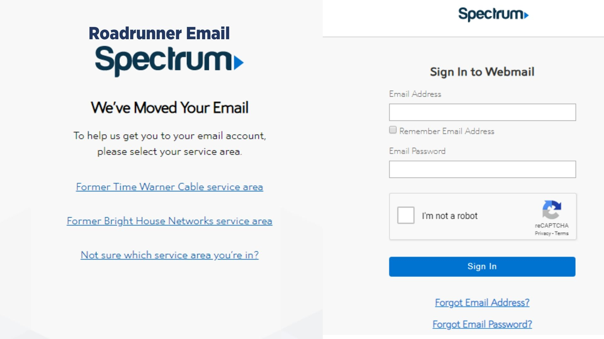 maine road runner login