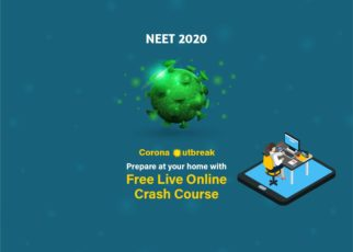 online crash course for NEET 2020