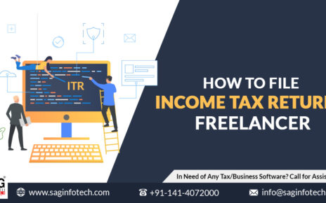File Income Tax Return Freelancers