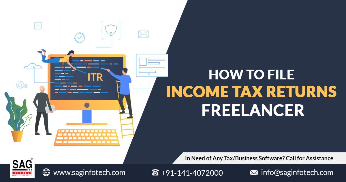 File Income Tax Return Freelancers