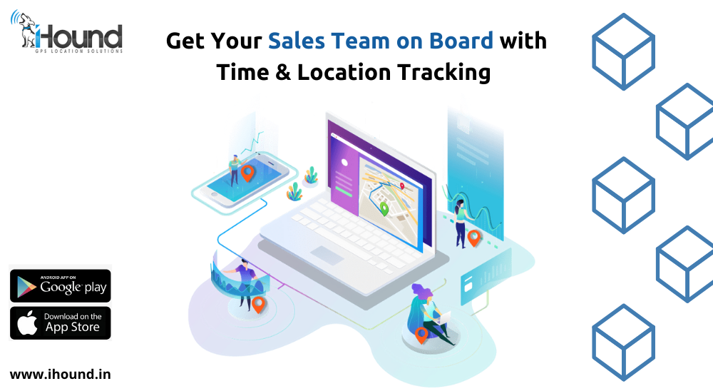 Sales Employee Tracking App