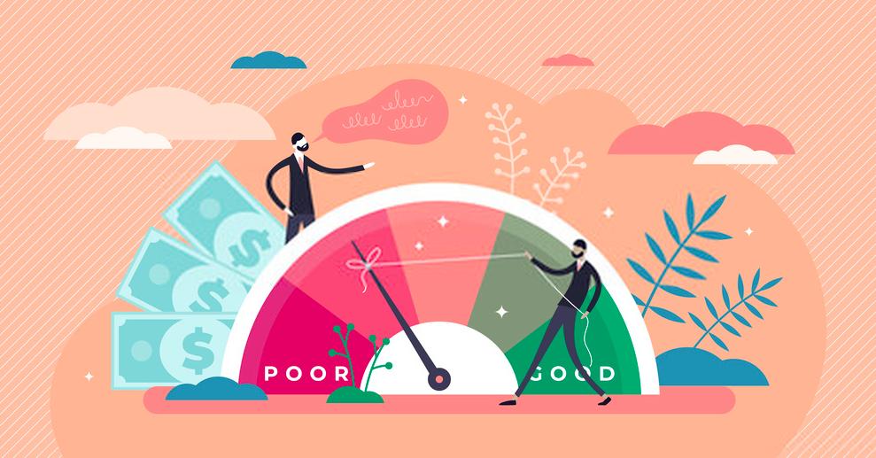 broker help bad credit people