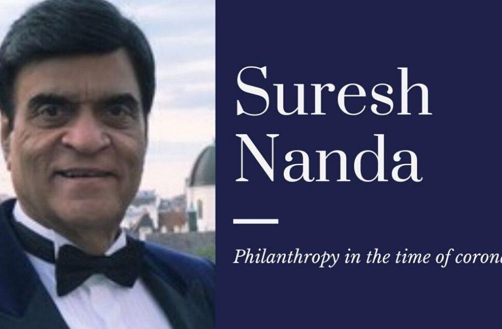 Suresh Nanda