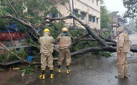 Cyclone Amphan Odisha