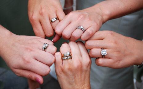 Diamond Gold Engagement Rings Florida