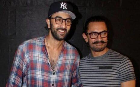 Ranbir and Amir